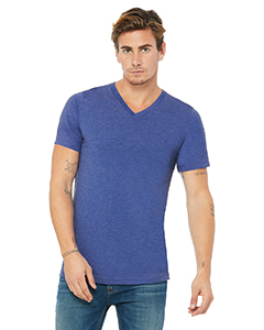 3005 Bella + Canvas Unisex Jersey Short-Sleeve V-Neck T-Shirt