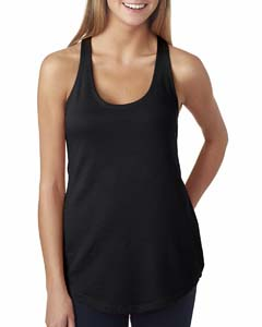 6933 Next Level Ladies' French Terry Racerback Tank