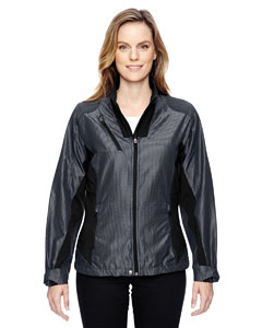 78807 Ash City - North End Ladies' Aero Interactive Two-Tone Lightweight Jacket