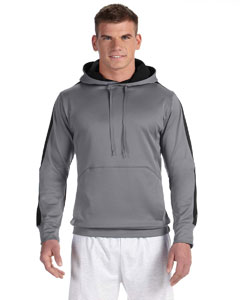 S220 Champion Adult 5.4 oz. Performance Fleece Pullover Hood