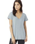 02840MR Alternative Ladies' Everyday Cotton Modal V-Neck