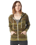 09573F2 Alternative Ladies' Adrian Eco-Fleece Hoodie