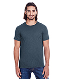 101A Threadfast Apparel Men's Slub Jersey Short-Sleeve T-Shirt
