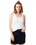 1076RM Alternative Ladies Zoe Slinky Rib Tank