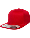 110F Flexfit Adult Wool Blend Snapback Cap