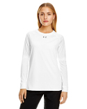 1268483 Under Armour Ladies' UA Long-Sleeve Locker Tee