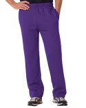 1277 Badger Adult Open-Bottom Fleece Pants