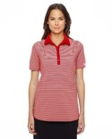1283944 Under Armour Ladies' Clubhouse Polo