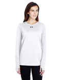 1305681 Under Armour Ladies' Long-Sleeve Locker T-Shirt 2.0