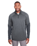 1343104 Under Armour Mens Qualifier Hybrid Corporate Quarter-Zip