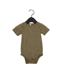 134B Bella + Canvas Infant Triblend Short-Sleeve One-Piece