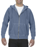1568 Comfort Colors Adult Full-Zip Hooded Sweatshirt