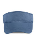 158 Anvil Adult Solid Low-Profile Twill Visor