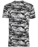 1805 Augusta Sportswear Adult Mod Camo Wicking Short-Sleeve T-Shirt
