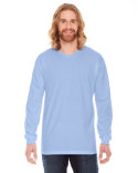 2007 American Apparel Unisex Fine Jersey USA Made Long-Sleeve T-Shirt