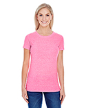 202A Threadfast Apparel Ladies' Triblend Short-Sleeve T-Shirt
