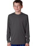 2104 Badger Youth B-Core Performance Long-Sleeve T-Shirt