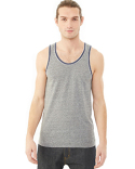 22060E1 Alternative Unisex Double Ringer Eco-Jersey™ Tank