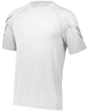 222506 Holloway Unisex Dry-Excel™ Flux Short-Sleeve Training Top