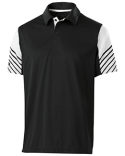222548 Holloway Unisex Arc Polo T-Shirt