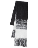 223841 Holloway Acrylic Rib-Knit Ascent Scarf