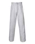 2277 Badger Youth Athletic Fleece Side Pocket Hem Leg Sweat Pant