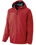 229017 Holloway Adult Polyester Full Zip Bionic Hooded Jacket