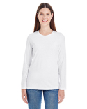 23337W American Apparel Ladies' Fine Jersey Long Sleeve Classic T-Shirt
