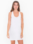 2335W American Apparel Ladies' Fine Jersey Racerback Tank Top Dress