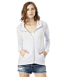 2896E1 Alternative Ladies' Cool Down Eco-Jersey Zip Hoodie