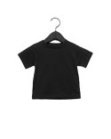 3001B Bella + Canvas Infant Jersey Short Sleeve T-Shirt