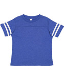 3037 Rabbit Skins Toddler Football Fine Jersey T-Shirt