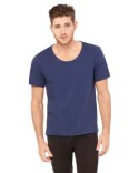 3406 Bella + Canvas Men's Jersey Wide Neck T-Shirt