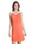 3523 LAT Ladies' Racerback Tank Dress