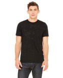 3601 Bella + Canvas Men's Burnout Short-Sleeve T-Shirt