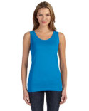 3690 LAT Ladies' Junior Fit Fine Jersey Tank