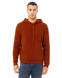 3729 Bella + Canvas Unisex Sponge Fleece Pullover DTM Hoodie