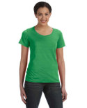391A Anvil Ladies' Ringspun Sheer Featherweight T-Shirt