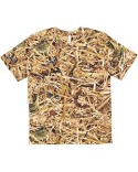 3968 Code Five Men's Licensed Camo T-Shirt