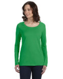 399 Anvil Ladies' Ringspun Sheer Long-Sleeve Featherweight T-Shirt
