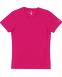 4160 Badger Ladies' B-Core Short-Sleeve Performance T-Shirt