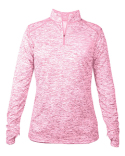 4193 Badger Ladies' Blend 1/4-Zip Pullover