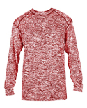 4194 Badger Adult Blended Long Sleeve Tee