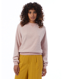 43130RT Alternative Ladies' Baby Champ Eco-Teddy Sweatshirt