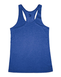 4366 Badger Ladies' Pro Heather Racerback Tank