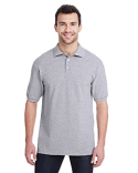 443MR Jerzees Adult 6.5 oz. Premium 100% Ringspun Cotton Piqué Polo