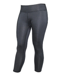 4617 Badger Ladies Athletic Crop Tights