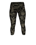4624 Badger Ladies' Camo Tights