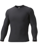 4704 Badger Long-Sleeve Heavyweight B-Fit Crew