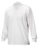4755 Badger Long-Sleeve B-Hot Heavyweight Mock
